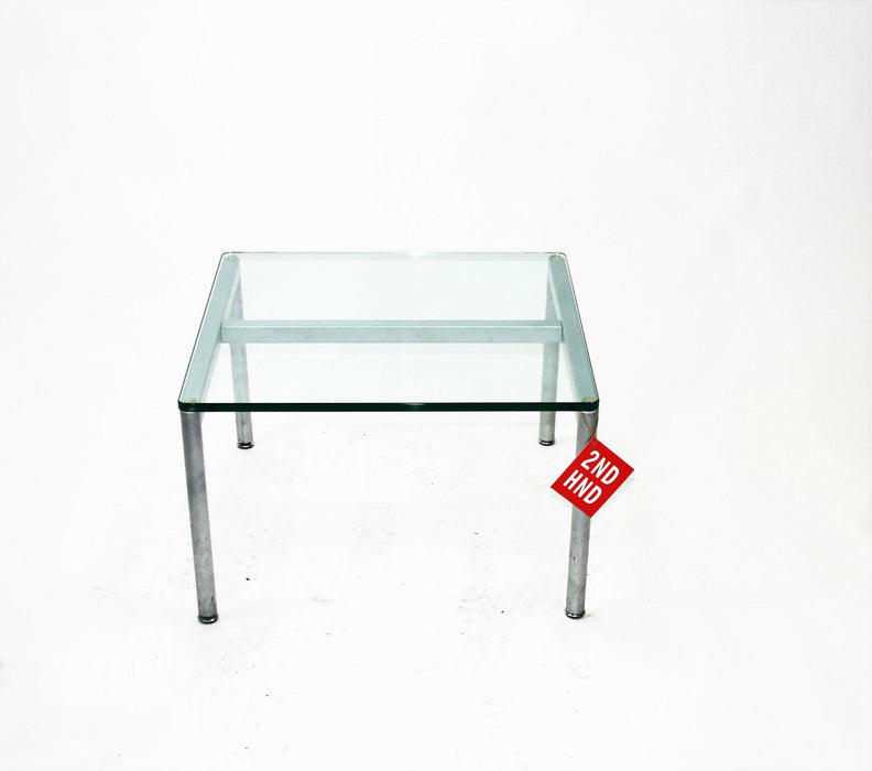Boss Design Glass square Coffee table 600 x  600 Table