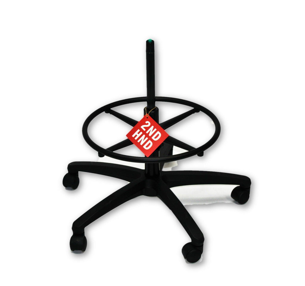 Office Chair Base universal office chair base with castors and draughtsman ring