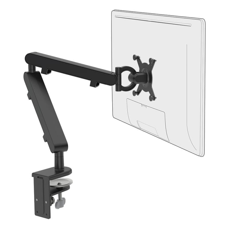 Z1 Monitor Arm - Black (Brand New)