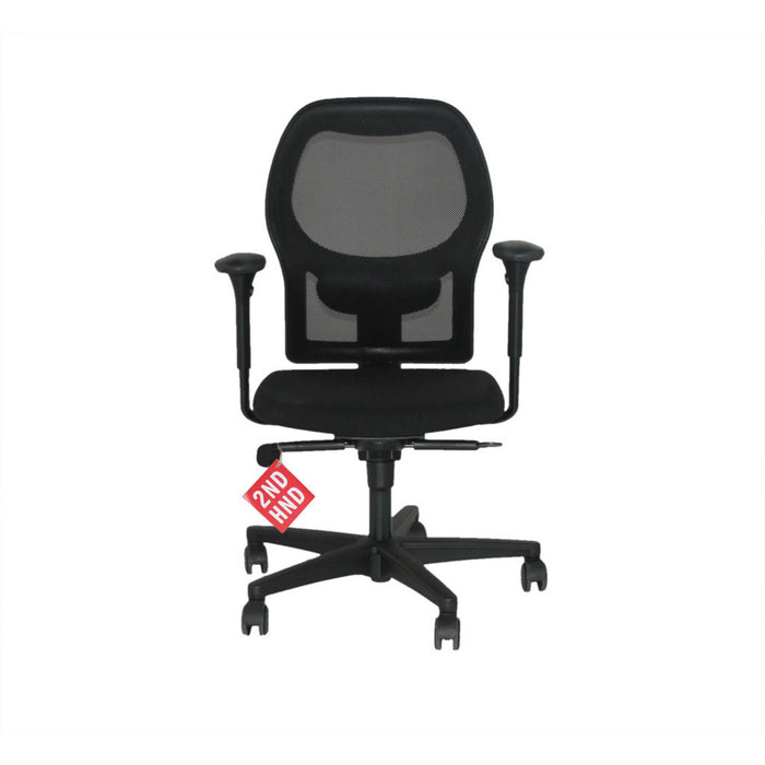 Ahrend 160 Task Chair Mesh back ( same adjustments as Steelacse Think )