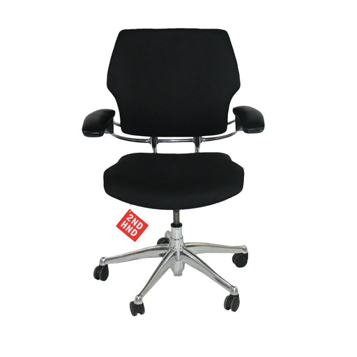 Humanscale Freedom Chair Recovered in New Fabric