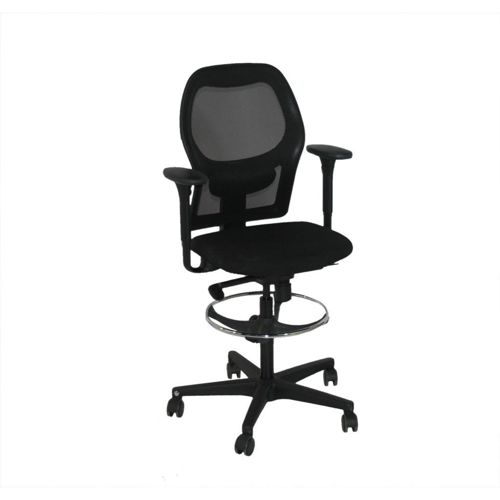 Ahrend 160 Type Task Chair Mesh Back Draughtsman New