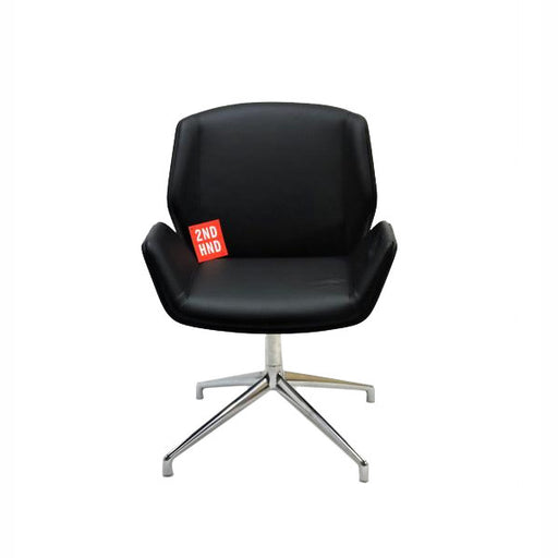 Boss Design Kruze Chair Black Leather