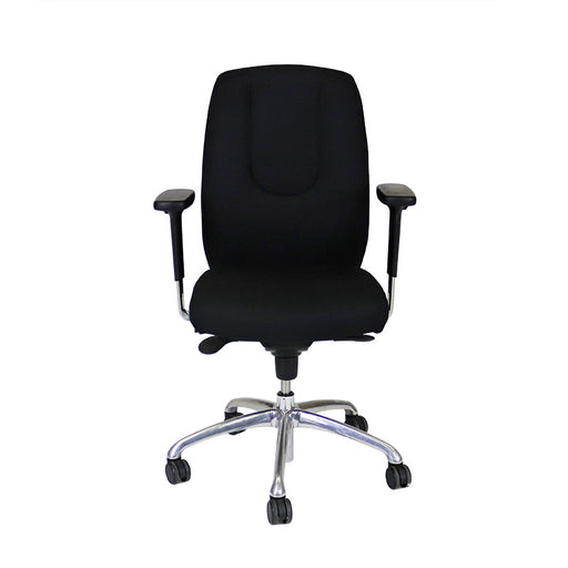 Boss Neo Task Chair in New Black Fabric
