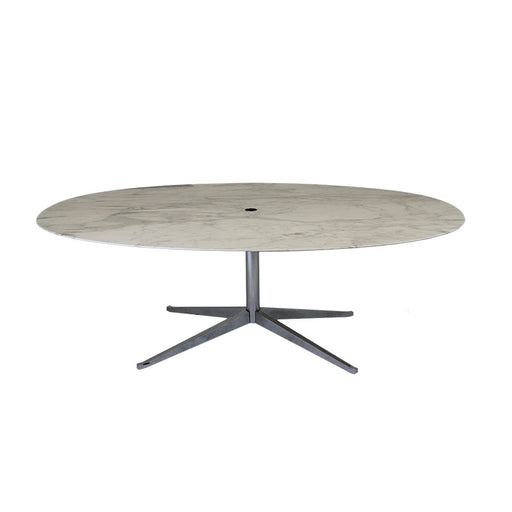 Table Florence Knoll - Ovale (2400 mm)
