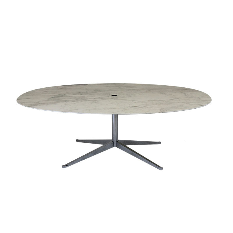 Florence Knoll Table - Oval (2400mm)