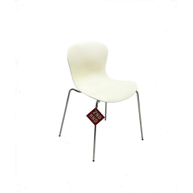 Fritz Hansen Nap Stacking Chair White 2ndhnd Com Quality