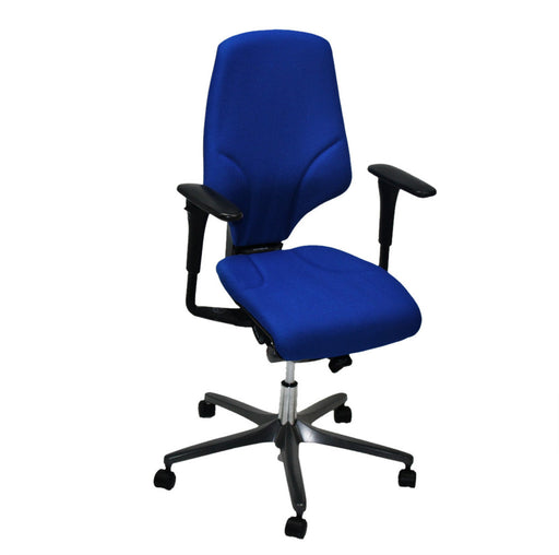 Giroflex G64 Blue Task Chair