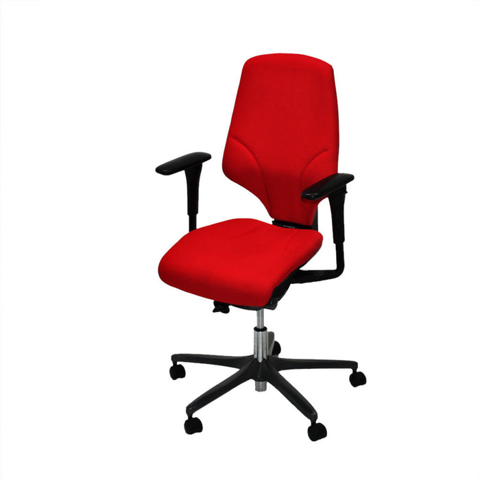 Giroflex G64 Red Task Chair