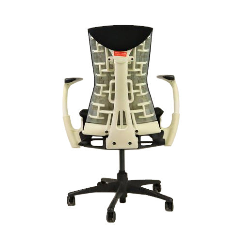 Herman Miller - Embody Task Chair New Black Fabric