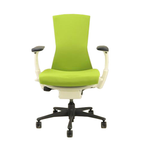 Herman Miller - Embody Task Chair New Green Fabric