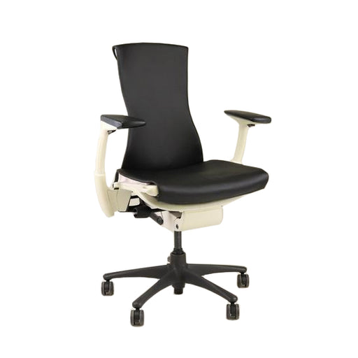 Herman Miller - Embody Task Chair New Leather ( Black)