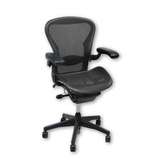 Herman Miller Aeron Chair Size B Full house Adjustable Lumber
