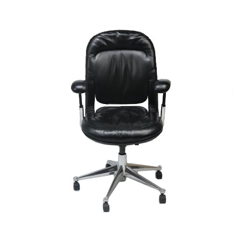 Herman Miller Equa 2  Black leather Task chair