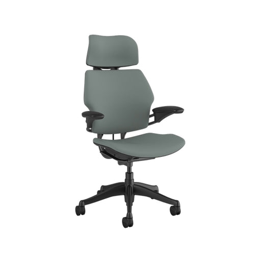 HumanScale Freedom Task Chair with Headrest - F211GE158 (New Chair)