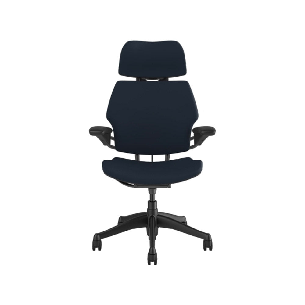 HumanScale Freedom Task Chair with Headrest - F21DGK507 (New Chair)