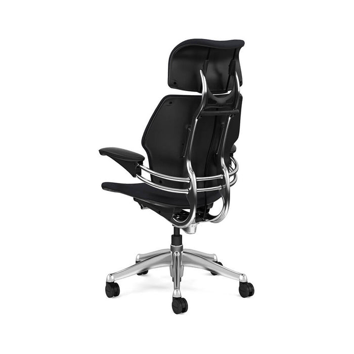 HumanScale Freedom Task Chair with Headrest - F21MAK101-L (New Chair)