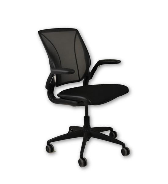 Humanscale Diffrient World Chair  Mesh Back