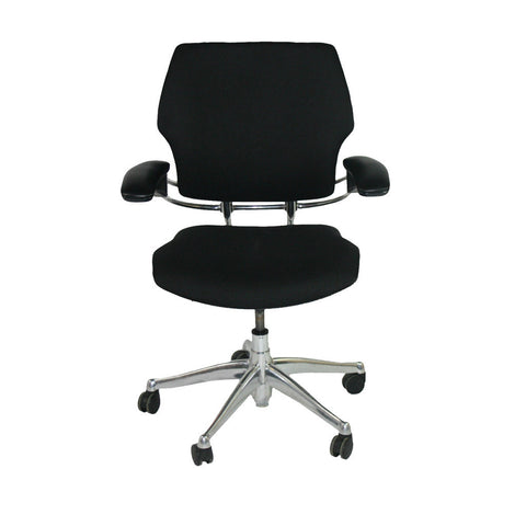 Humanscale Freedom Med Back Chair New Grey fabric