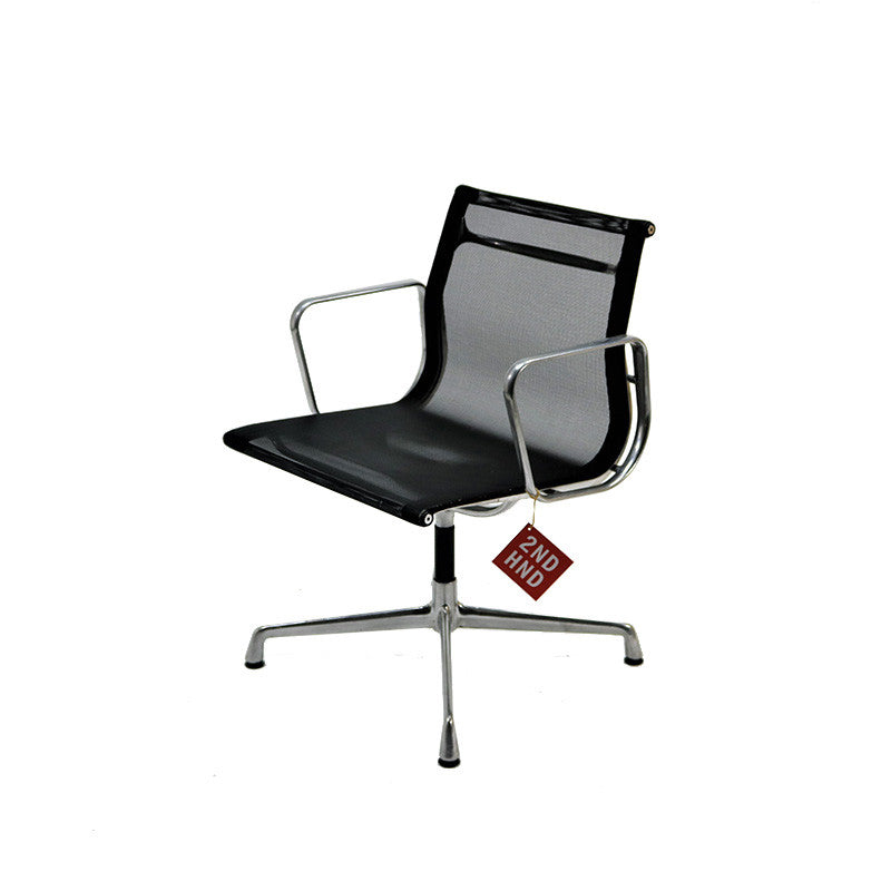 icf eames ea 108 mesh aluminium frames quality office furniture. Black Bedroom Furniture Sets. Home Design Ideas