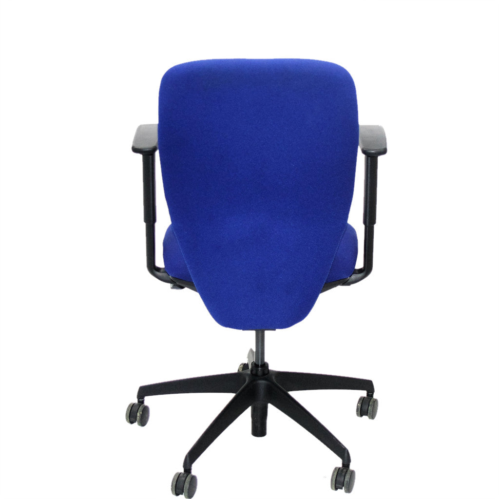 Boss Lily Task Chair Original Blue Fabric