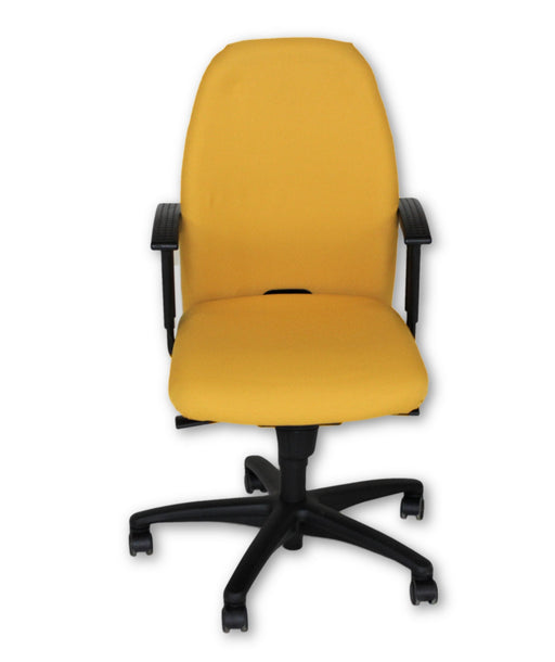 Girsberger New Yellow Fabric Task chair