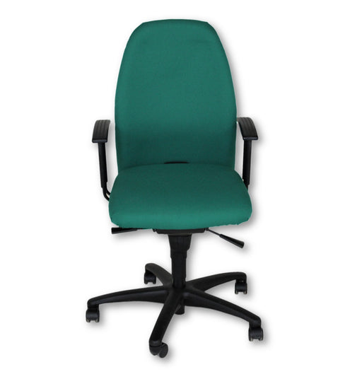 Girsberger New Green Fabric Task chair