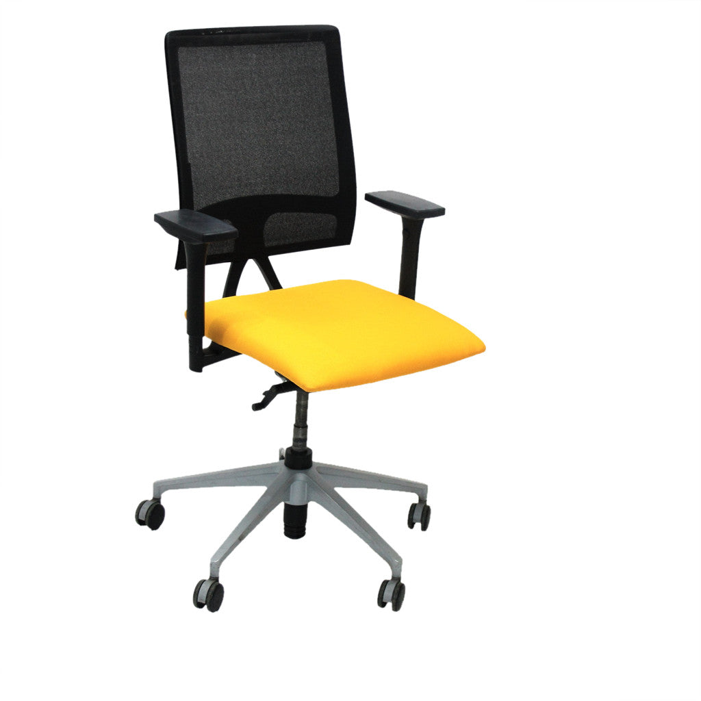 Sedus Open Mind Yellow Task Chair