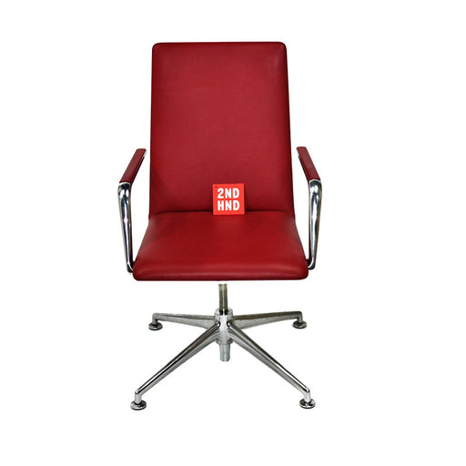 Brunner Finasoft Conference & Lounge Red Leather