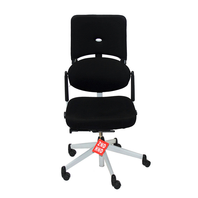 steelcase please v1 task chair no arms – 2ndhnd - quality
