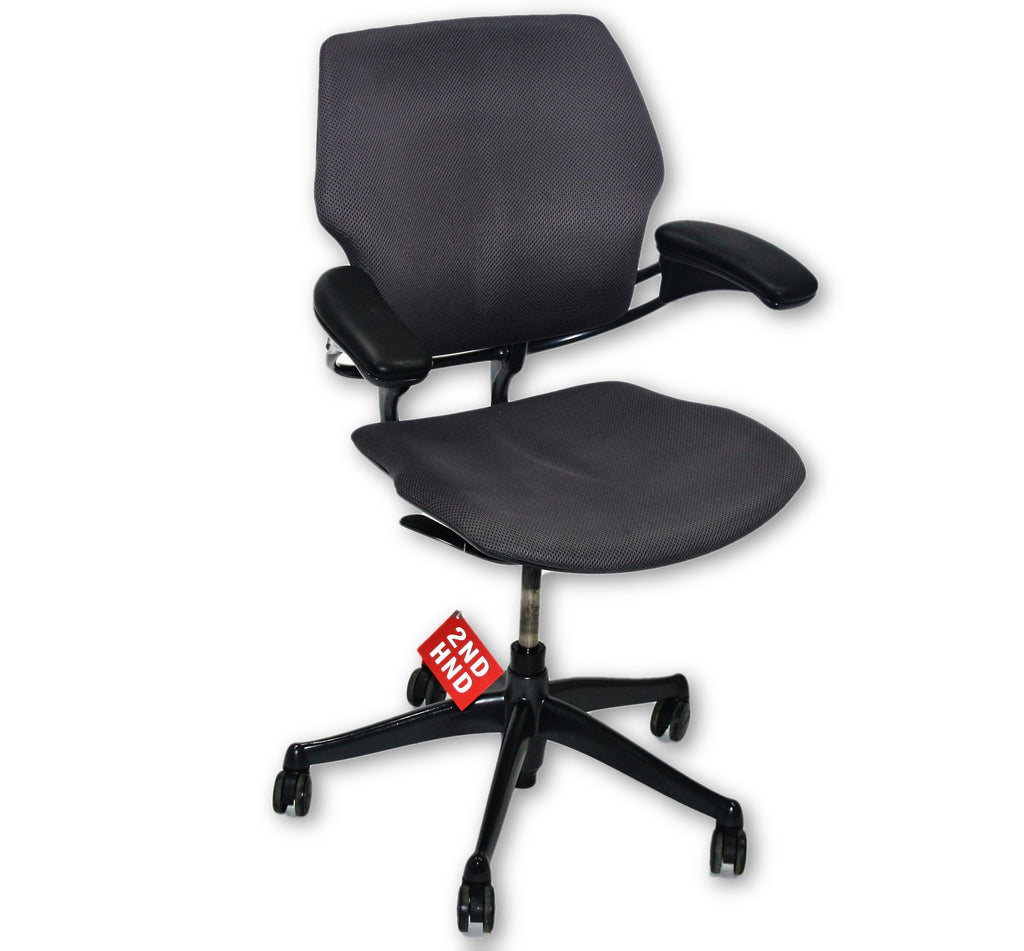 ... Humanscale Freedom Med Back Chair original fabric ...  sc 1 st  2ndhnd.com & Humanscale Freedom Med Back Chair original fabric u2013 2ndhnd.com ...