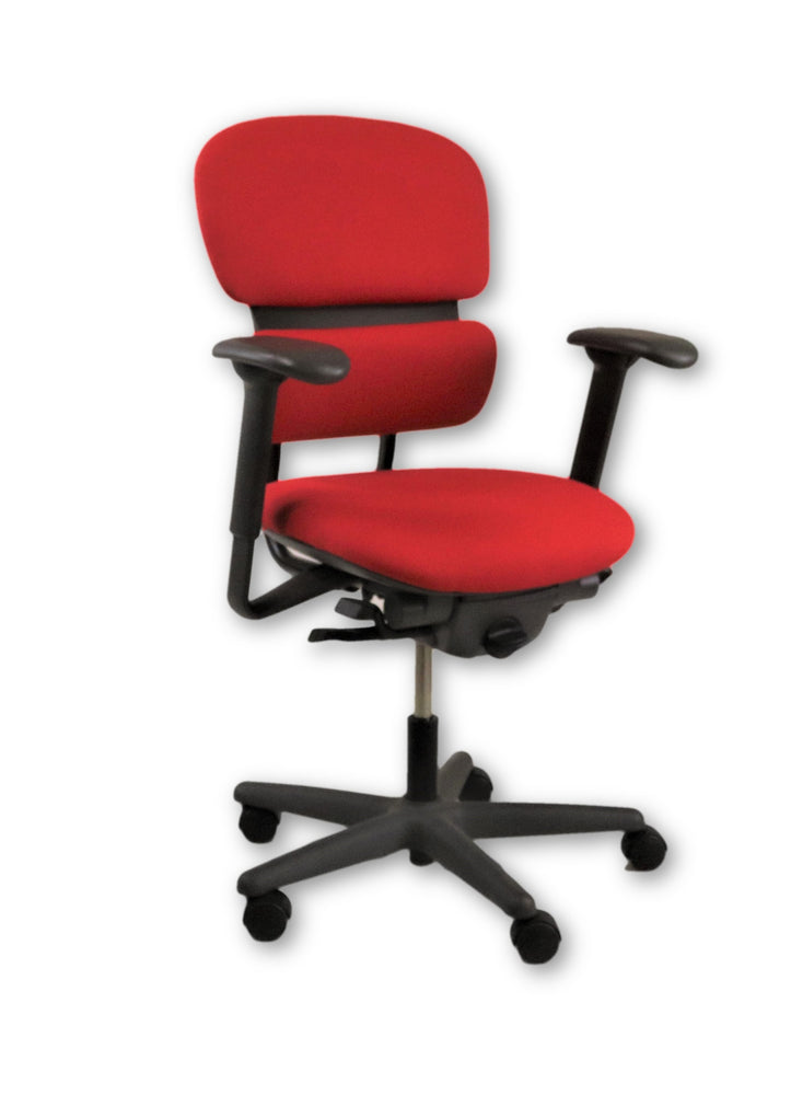 KI Impulse chair ( New Red Fabric)
