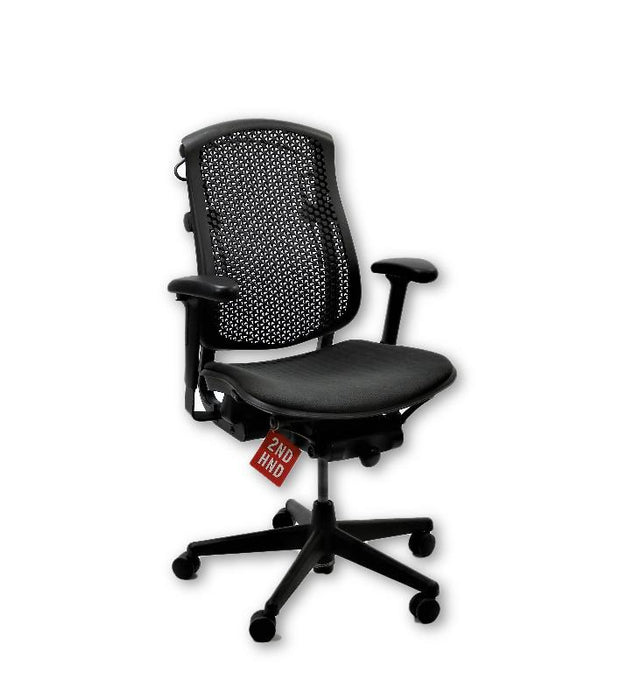 Herman Miller Celle chair Upholstered Seat