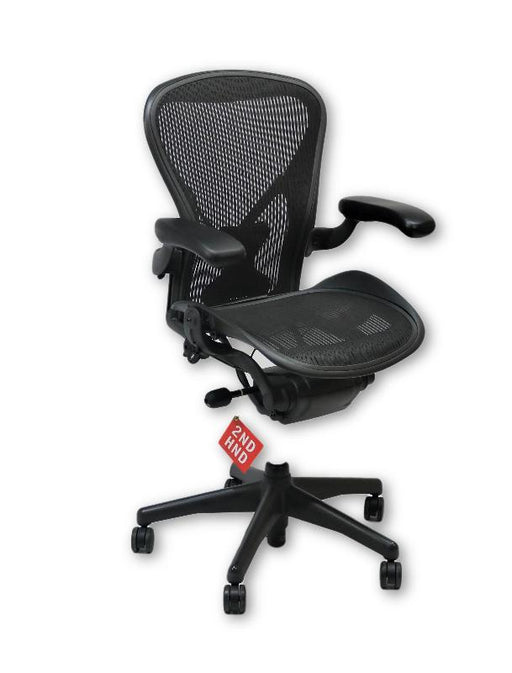 Herman Miller Aeron Chair Size B Full house with posture fit  sc 1 st  2ndhnd.com & Herman Miller u2014 2ndhnd.com - Quality Office Furniture