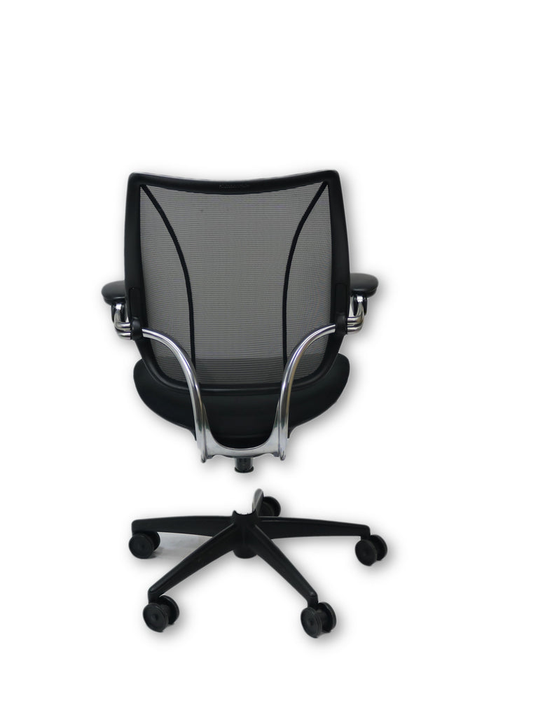 Humanscale Liberty chair with Aluminium Frame