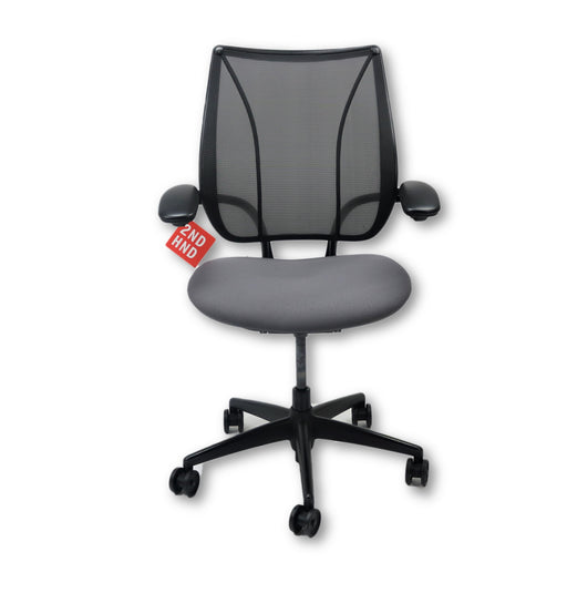 Humanscale Liberty Task Chair in new Grey Fabric