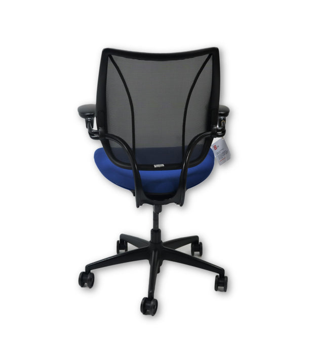 Humanscale Liberty Task Chair in new Blue Fabric