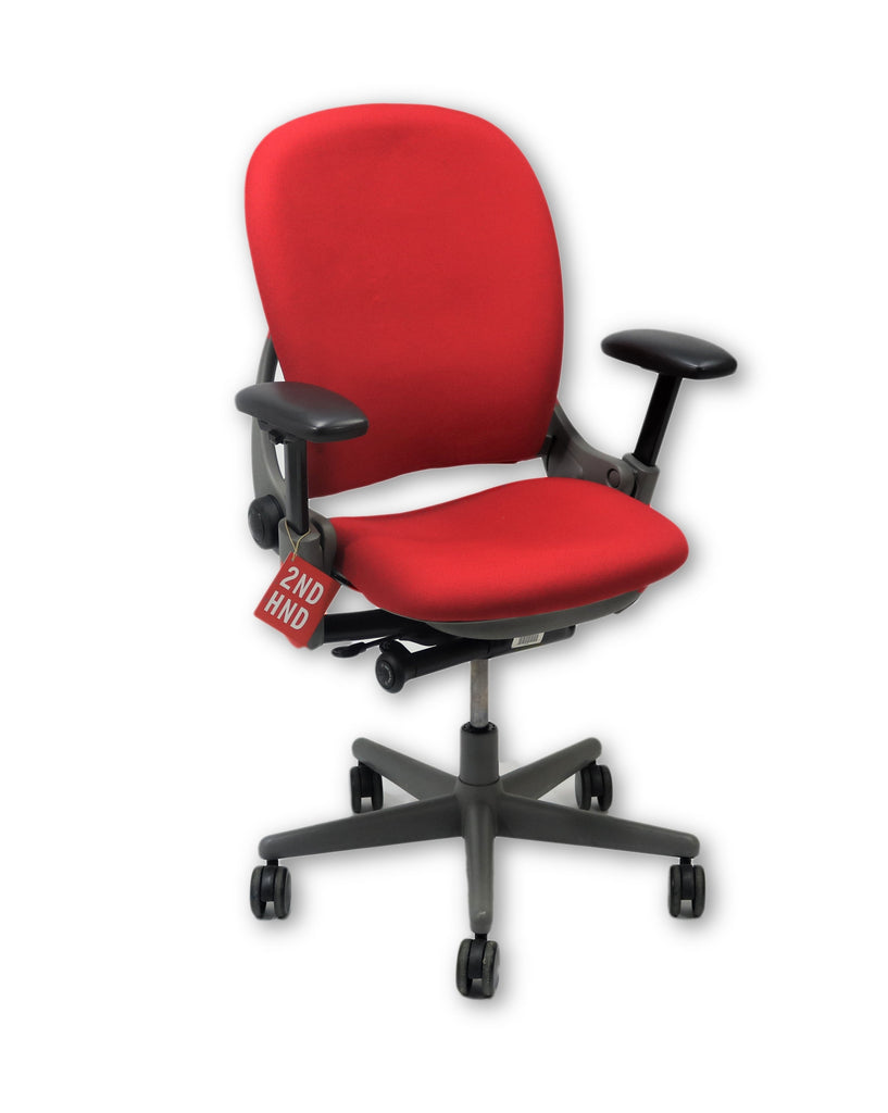 STEELCASE LEAP V1 CHAIR New RED Fabric