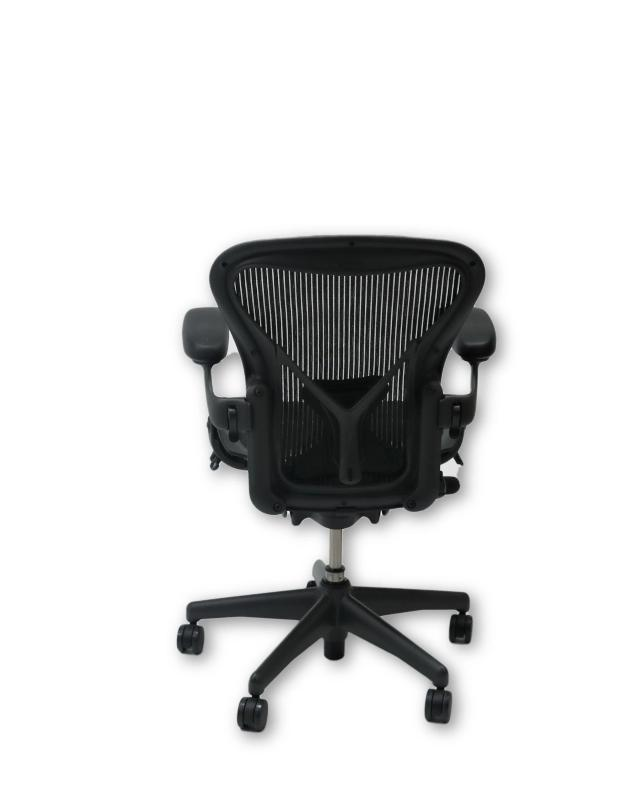 Herman Miller Aeron Chair Size B ( New Unboxed) Posture Fit Lumber