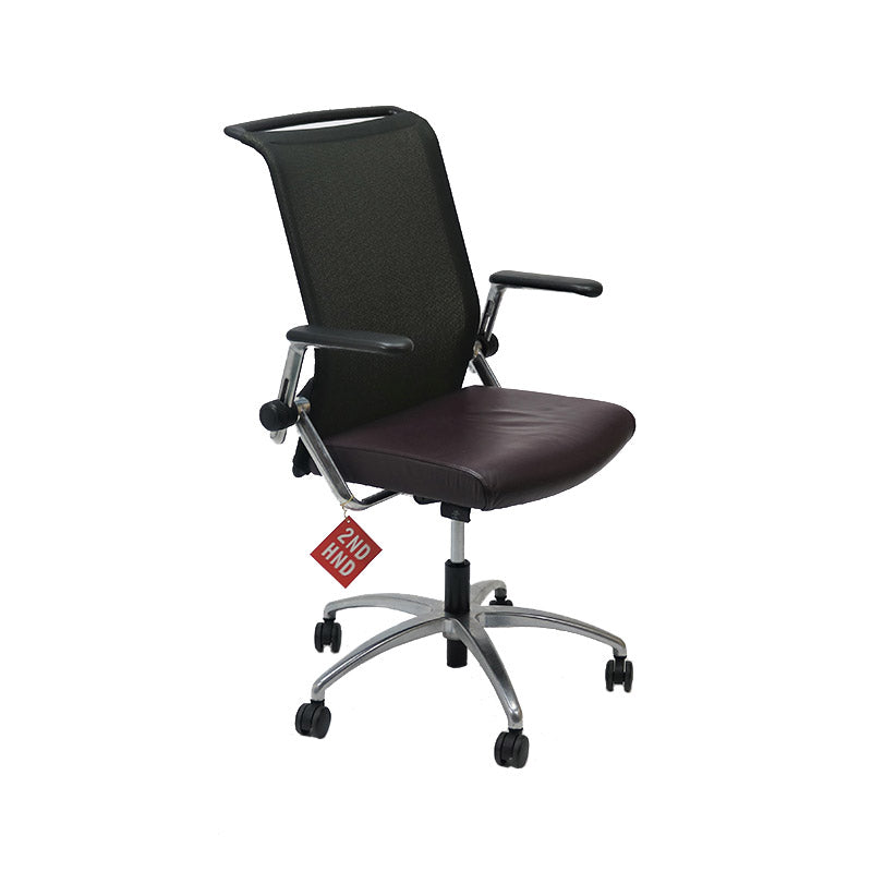 Konig + Neurath Kinetic chair ( Leather Seat)