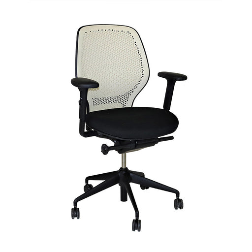 Orangebox ARA Task Chair - Black Fabric
