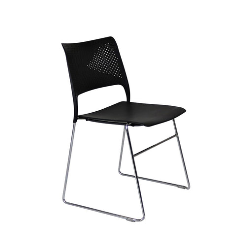 Orangebox Cors Stacking Chair - Black