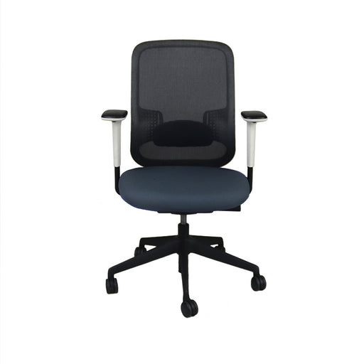Orangebox DO Task Chair with New Grey Seat
