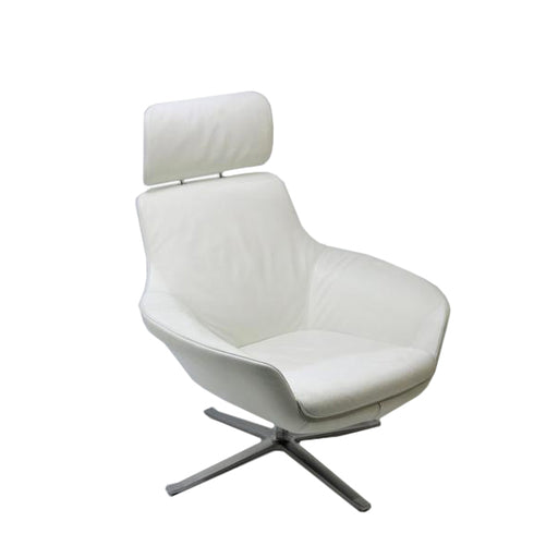 Oscar Walter Knoll Original White Leather