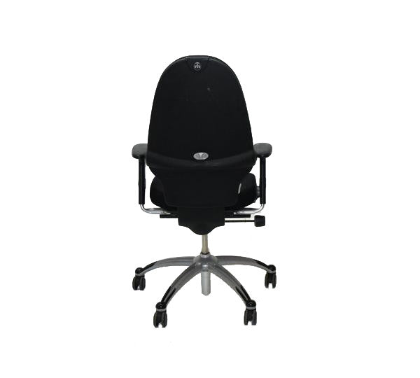 RH LOGIC 100 EXTEND MED BACK ERGONOMIC OFFICE CHAIR