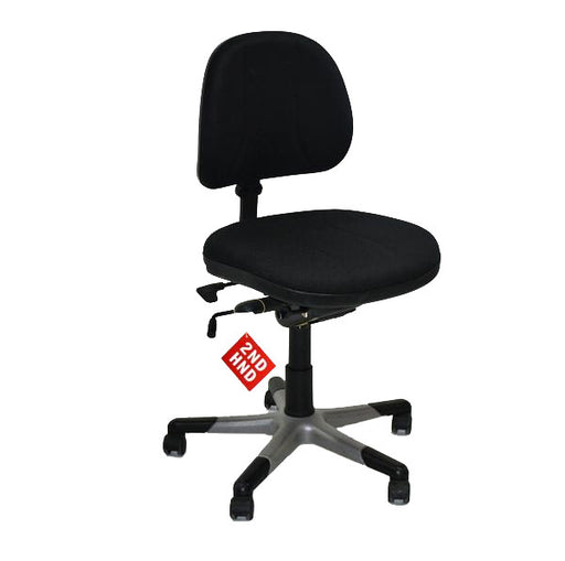 RH LOGIC 2 LOW BACK ERGONOMIC OFFICE CHAIR