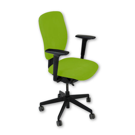 Senator Dash Task Chair in New Green Fabric ( Fully Adjustable )