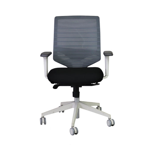 Sidiz T302 Task Chair with Black Seat