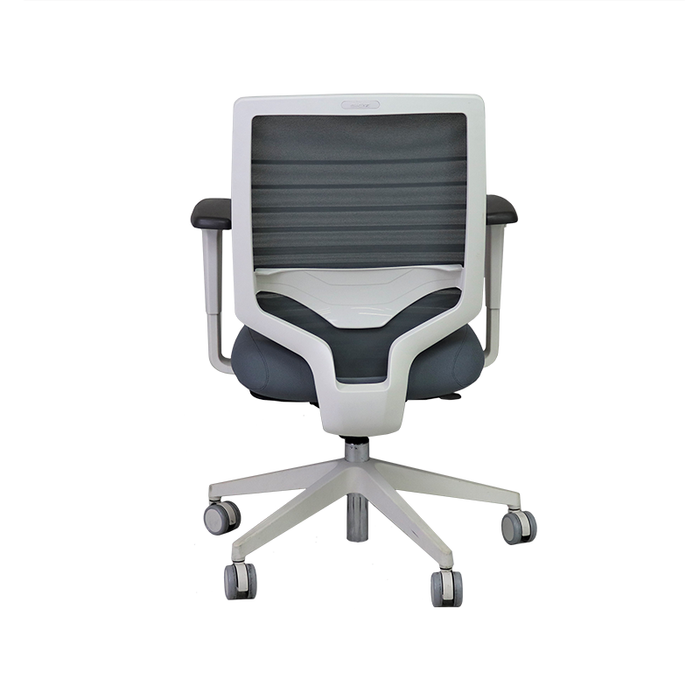 Sidiz T302 Task Chair with Blue Seat