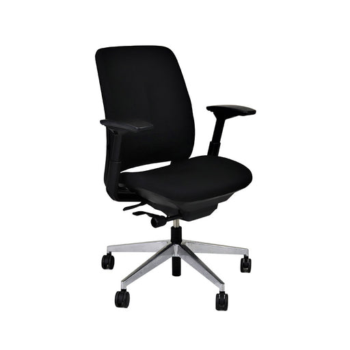 Steelcase Amia in New Black fabric